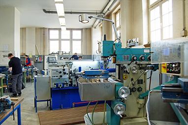 Umschulung zur Fachkraft für Metalltechnik – FR Zerspanungstechnik
