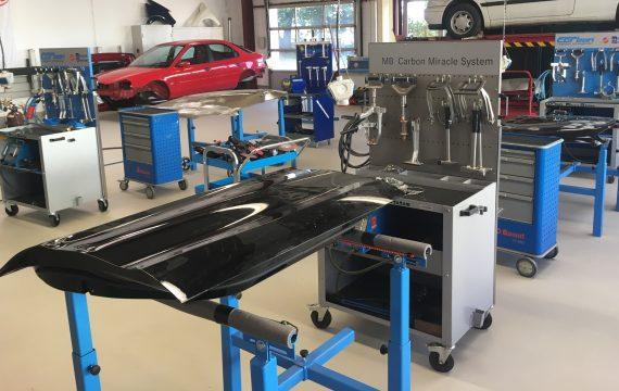 Umschulung zum/zur Karosserie- und Fahrzeugbaumechaniker/in
